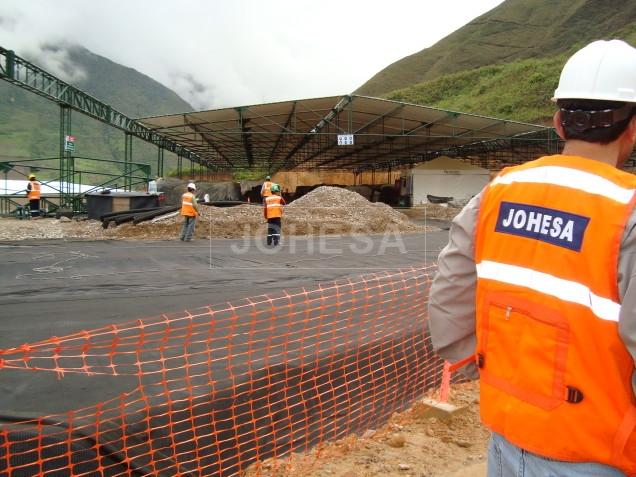 Deposito en proceso, La Granja Rio Tinto en Cajamarca Perú - Foto 1