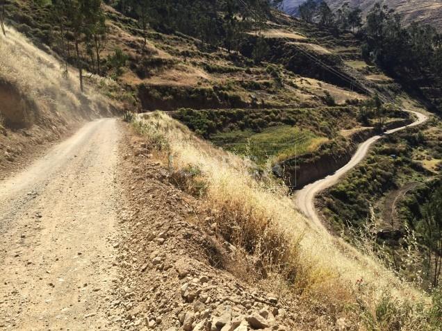 Corredor Vial en proceso, Chincha Perú - Foto 6