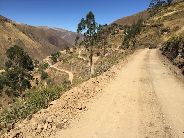 Corredor Vial en proceso, Chincha Perú - Foto 2
