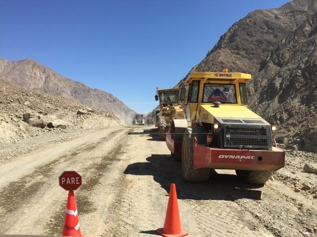 Corredor Vial en proceso, Chincha Perú - Foto 4
