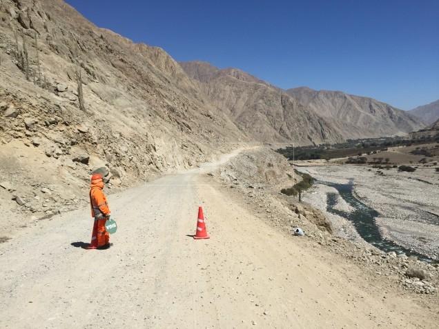 Corredor Vial en proceso, Chincha Perú - Foto 5