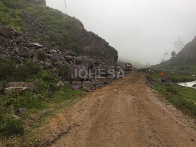Construcción en proceso, Huayllay, Canta Perú - Foto 1