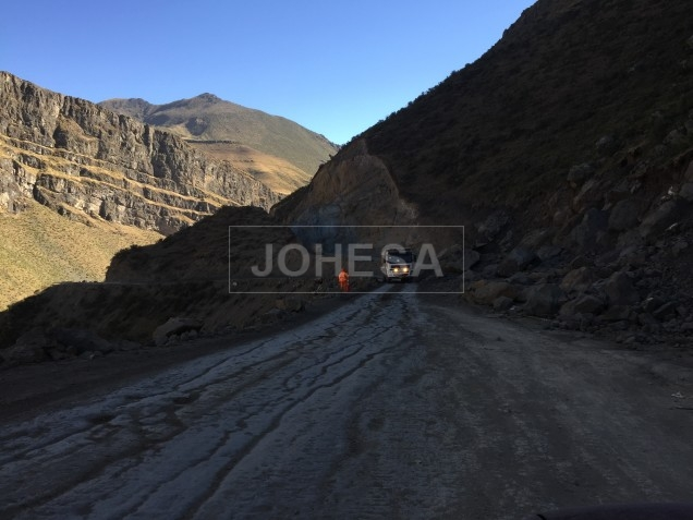 Construcción en proceso, Corredor Huayllay, Canta Perú - Foto 3