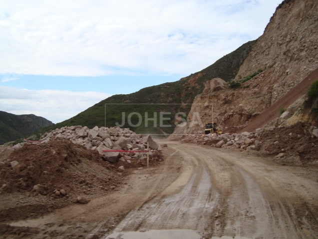 Plataforma en proceso, La Granja Perú - Foto 1